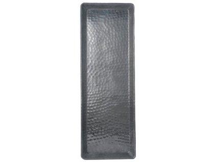 Hliníkový tác/podnos 38x13cm