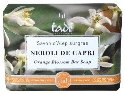 Mýdlo pomerančové květy