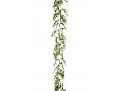 Umělá květina - Girlanda modřín 180 cm