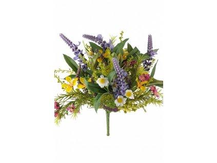 Umělá květina - Bukett