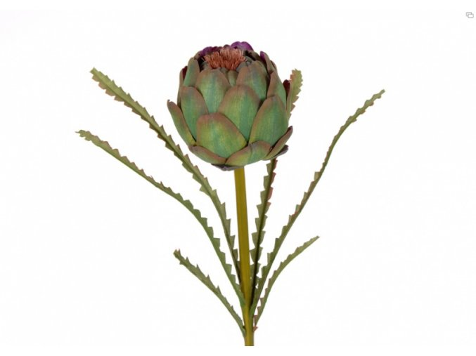uměla květina - Artyčok