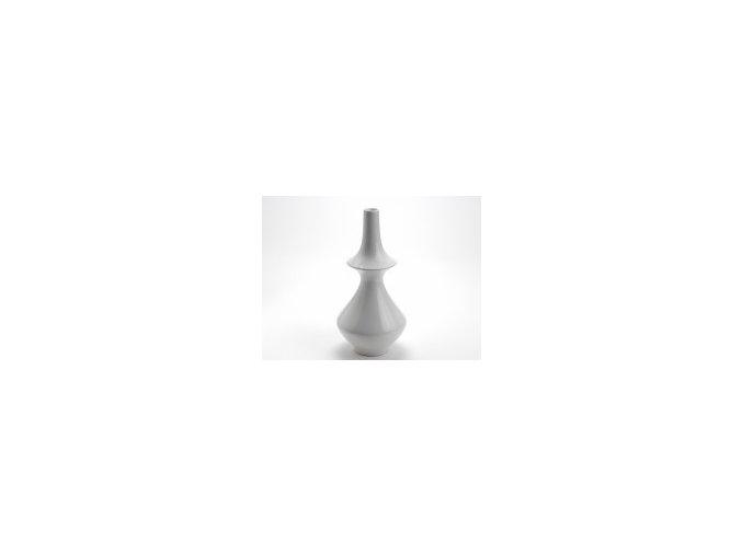 Váza bílá velká