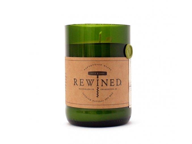 Vonná svíčka ze sójového vosku Rewined Ostrý Cider