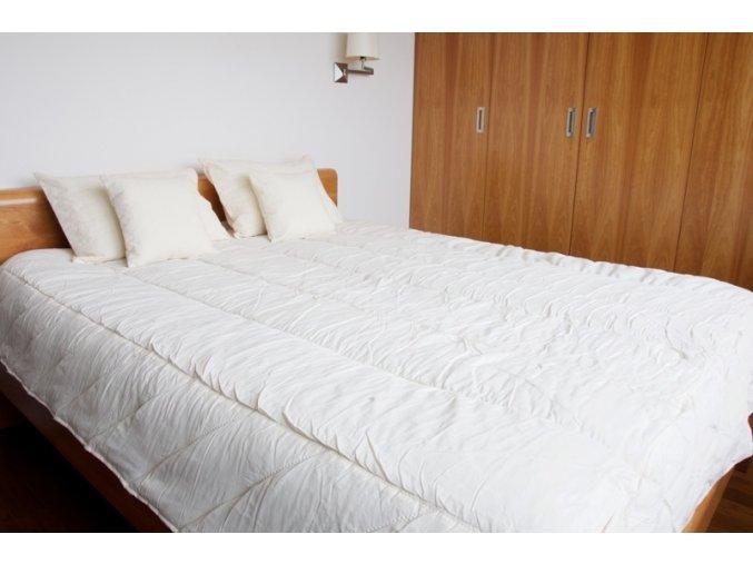 Bavlněný set na postel zig-zag