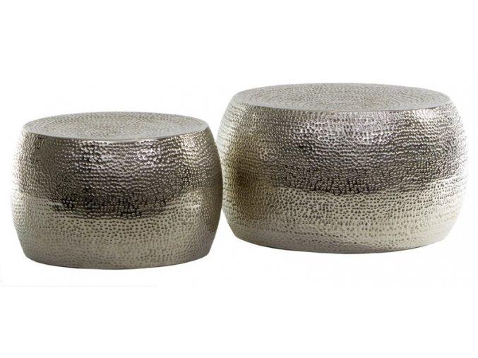 Set dvou stolků - bubnů