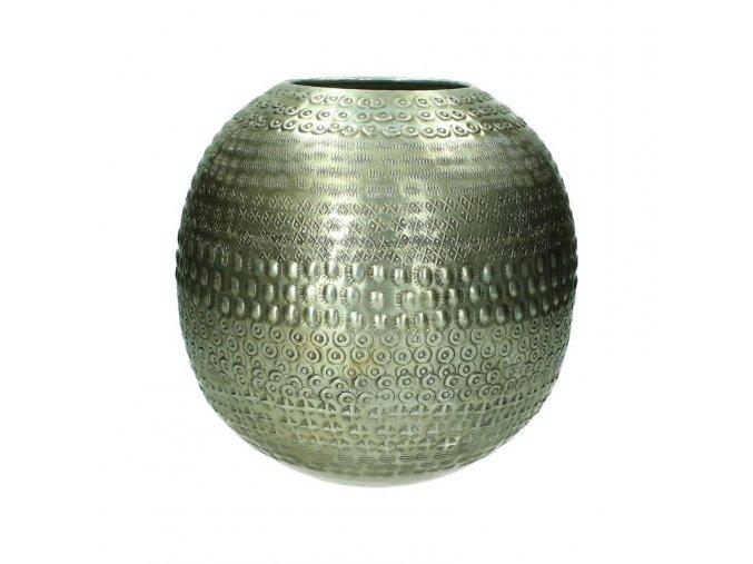Váza Etnic stříbrná