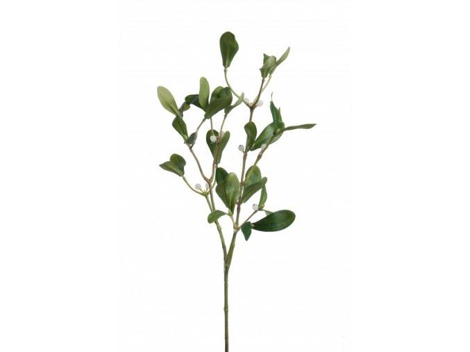 umela-dekorace-vetvicka-zeleneho-jmeli-60cm