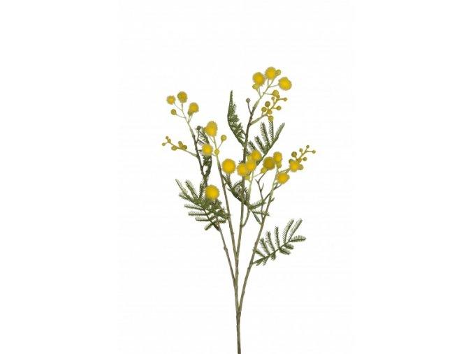Umělá květina - Mimosa