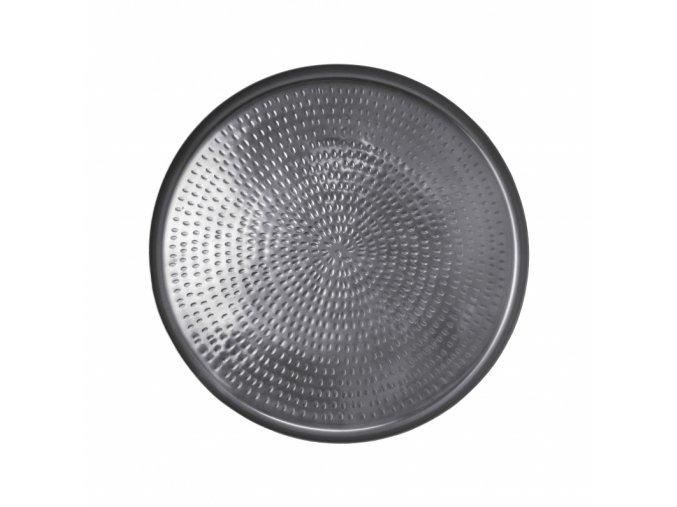 Hliníkový tác/podnos kulatý, průměr 35cm