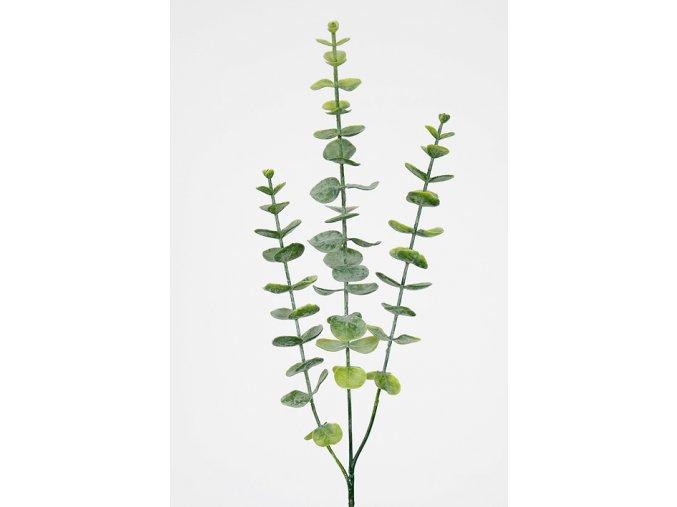 Umělá květina - eukalyptus 3 stonky