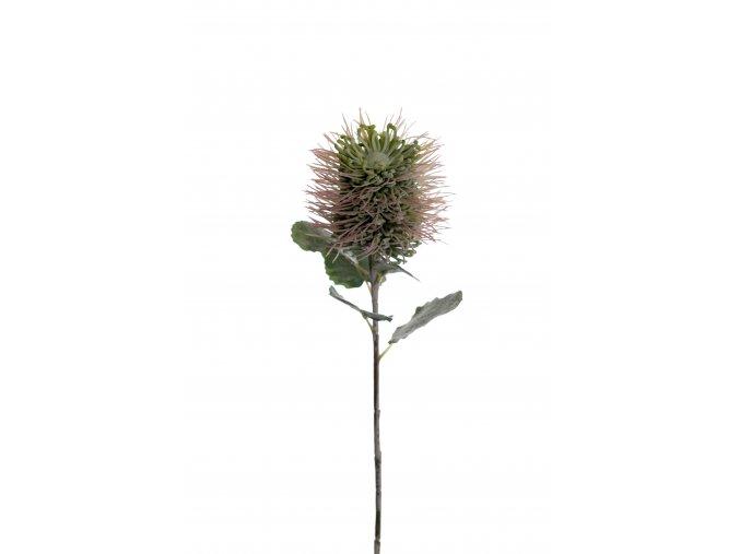Umělá květina Protea - tropická