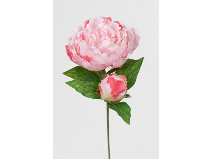 umela-kvetina-pivonka-ruzova-s-poupetem-35cm-2