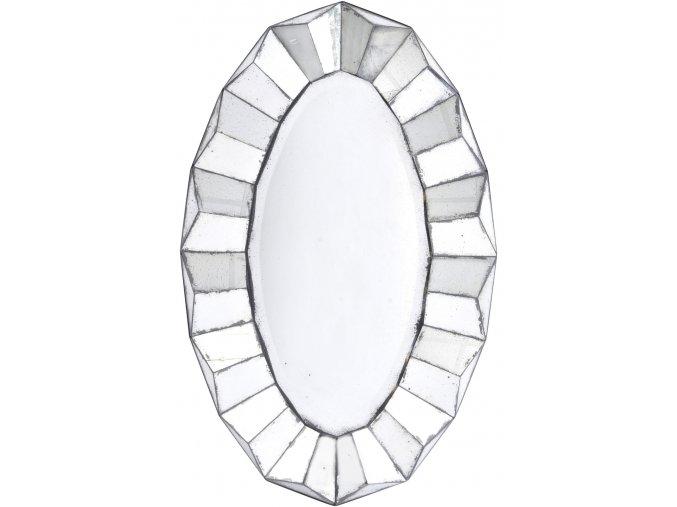 Zrcadlo oválné antické Santiago