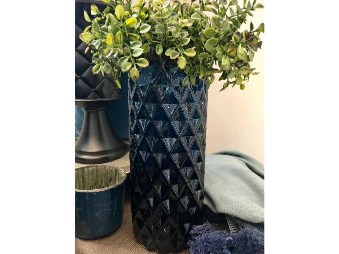Váza modrá vysoká Sparky