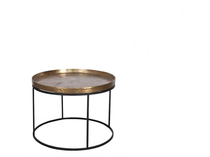 stolek-kulaty-northland-s-deskou-z-mosazi
