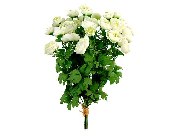 umela-kvetina-pryskyrnik-bily-svazek-44cm
