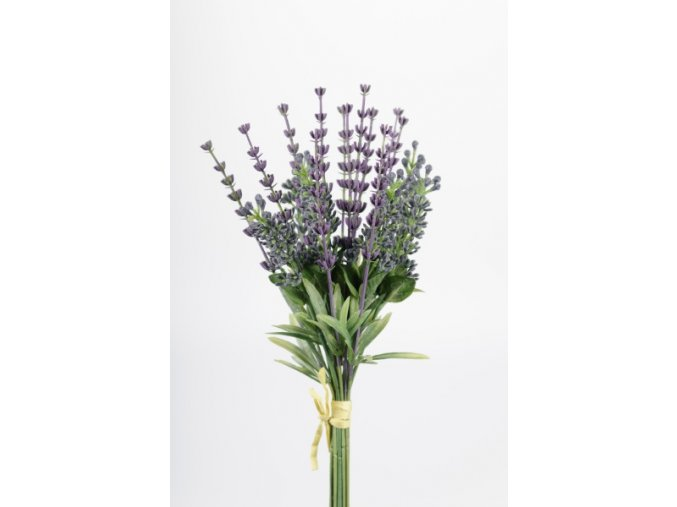 umela-kvetina-svazek-levandule-27cm