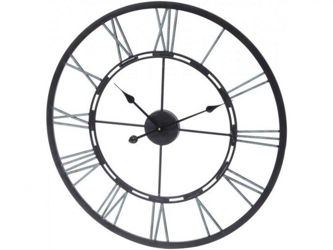 hodiny-nastenne-sedozelene-cislice-70cm
