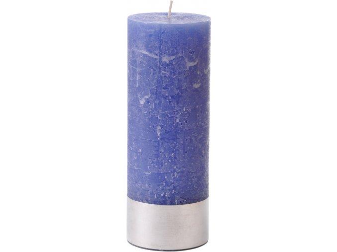 svicka-rustikalni-modra-19x7cm