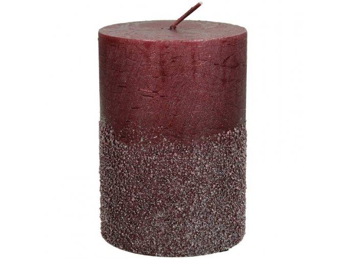 svicka-trpytiva-modra-13x7cm