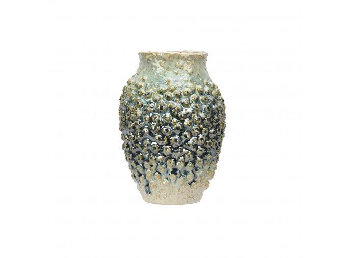 vaza-perletova-modro-zlata-24-5-cm