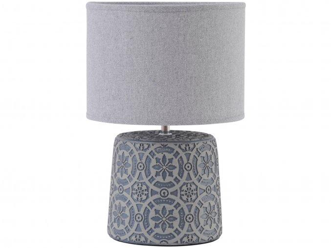 lampa-seda-s-plastickym-geometrickym-vzorem