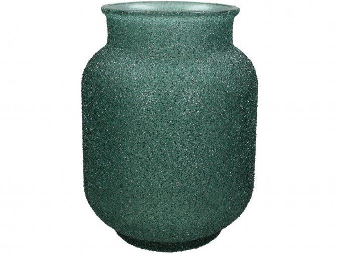 vaza-adeline-zelena-texturovana