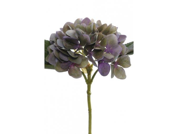 umela-kvetina-hortenzie-zeleno-fialova-25cm
