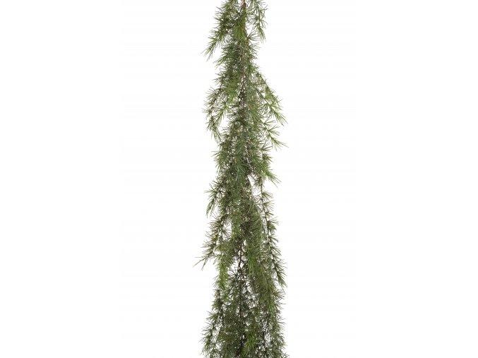 umela-dekorace-girlanda-modrin-180cm
