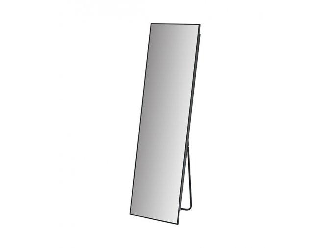 zrcadlo-samovolne-stojaci-cerny-ram