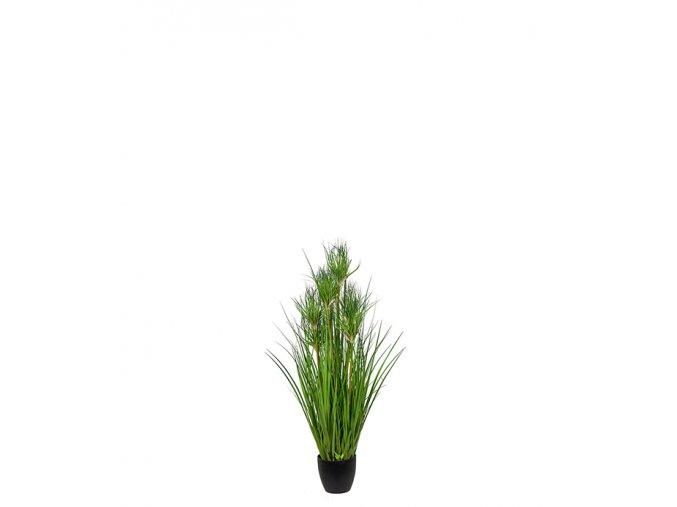 umela-dekorace-papyrus-v-kvetinaci-90cm