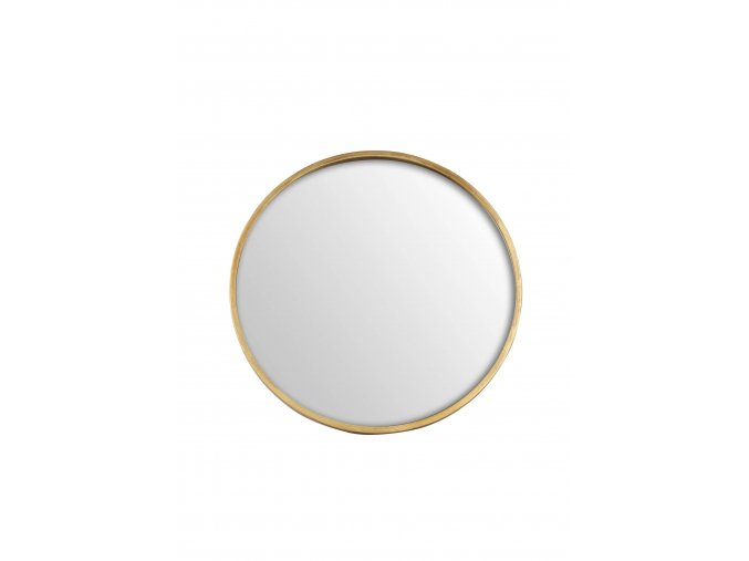 zrcadlo-kulate-anticka-zlata-o-40cm