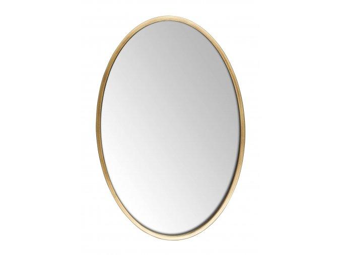 zrcadlo-ovalne-anticka-zlata-60cm