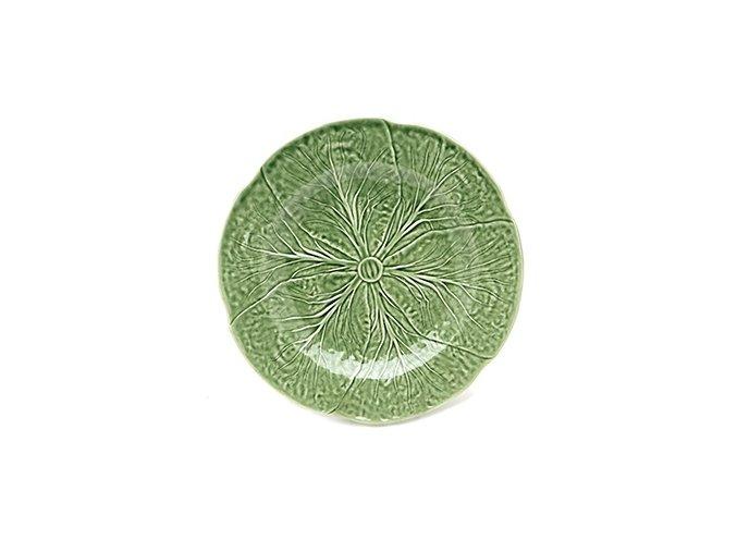 Talíř L Bordallo zelený