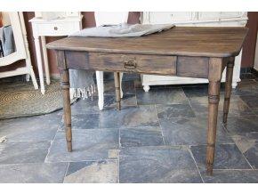 Jídelní antikový stůl velký