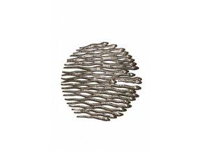 Dekorace na zeď - plastika ryby 60cm