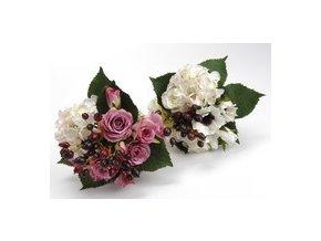 Umělá květina - Kytice svazek mix