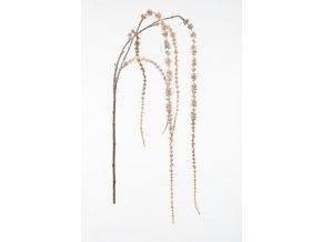 Umělá květina - Amarant zlatý
