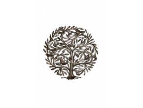 Dekorace na zeď - plastika strom života II. 60cm