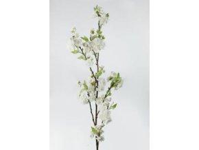 umela-kvetina-jablonova-vetev-bila