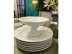 Talířek porcelánový dezertní