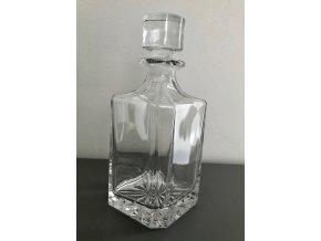 Karafa skleněná 1 litr