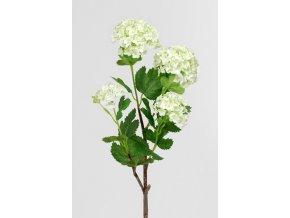 Umělá květina - Hortenzie keř
