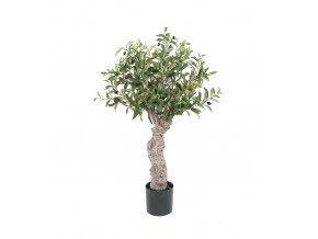 Umělá dekorace - Olivovník 80 cm