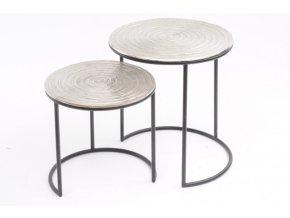 Set dvou odkládacích stolků