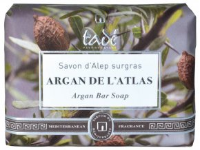 Mýdlo s arganem
