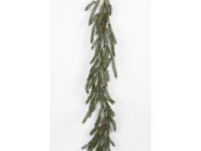 Umělá dekorace - Girlanda smrková 140cm