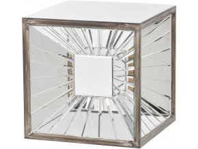 stolek-odkladaci-zrcadlova-krychle