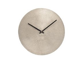 Nástěnné hodiny kulaté antické