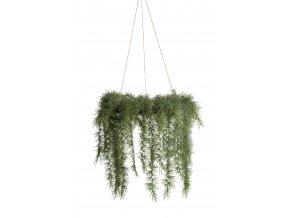 umela-dekorace-zavesny-venec-z-vetvicek-modrinu-40-cm